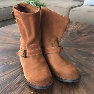 REPORT Womens Cohen Suede Boots Size 8